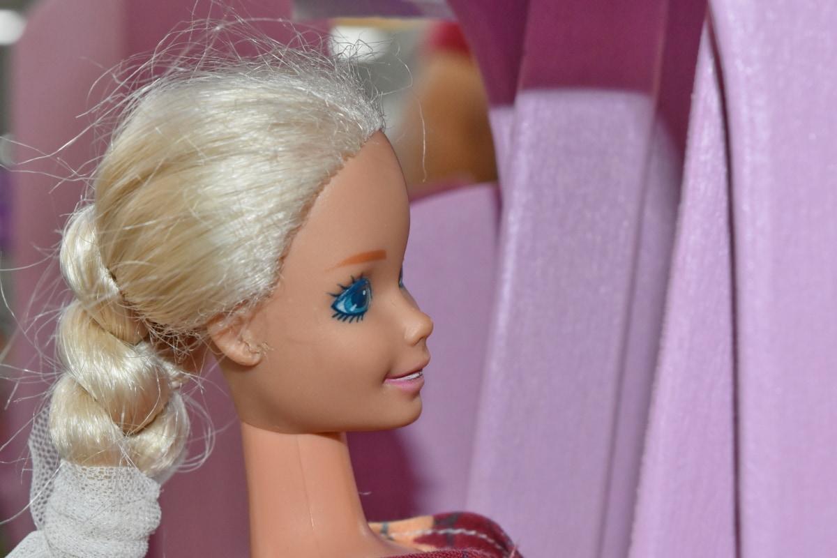 светлые волосы, кукла, пластик, красивые, блондинка, ребенок, Детство, мило, украшения, декоративные