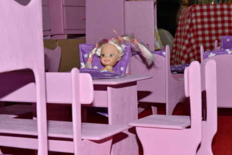 doll, furniture, handmade, toys, home, chair, room, table, indoors, seat