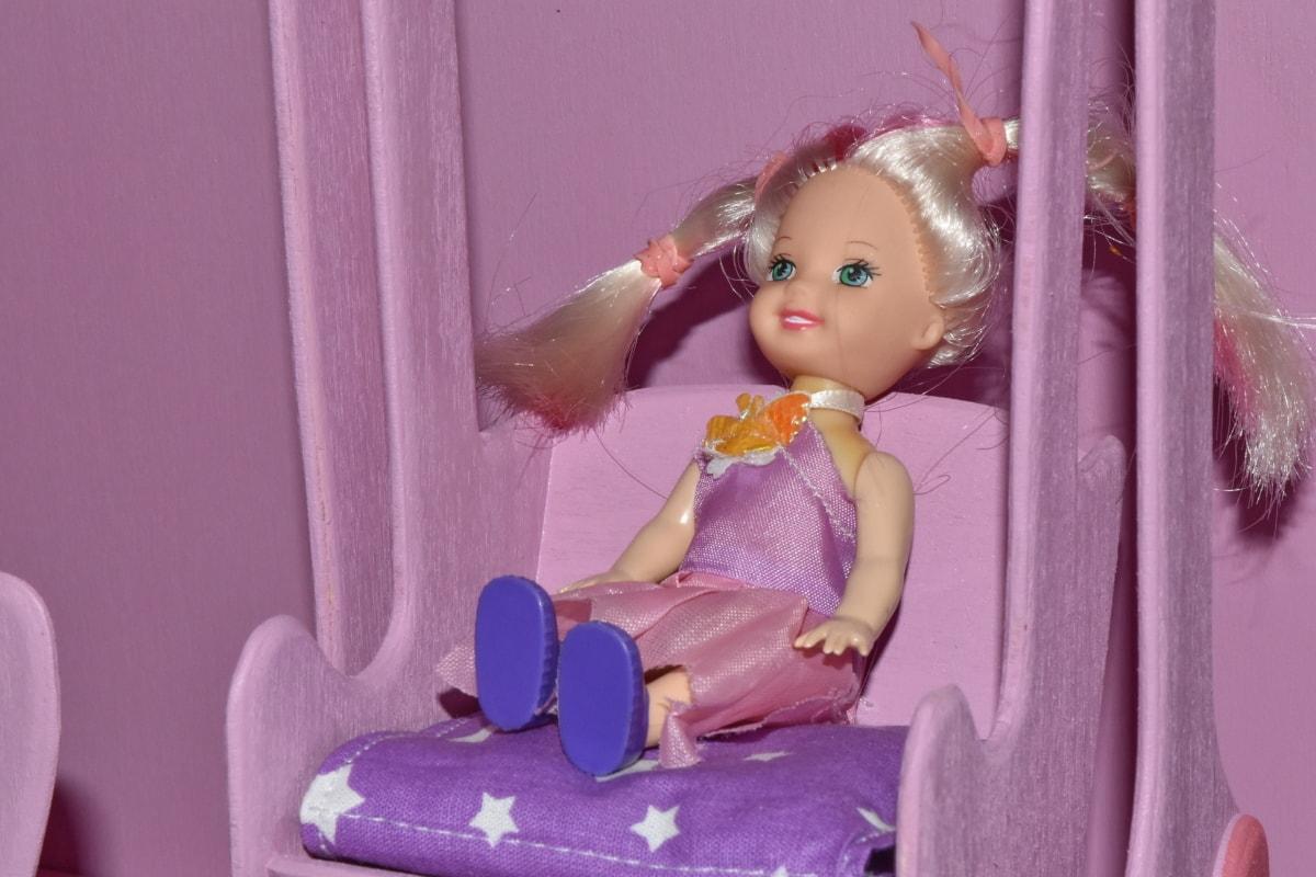el yapımı, minyatür, Bez Bebek, Çocuk, Oda, oyuncak, portre, eğlenceli, şirin, güzel