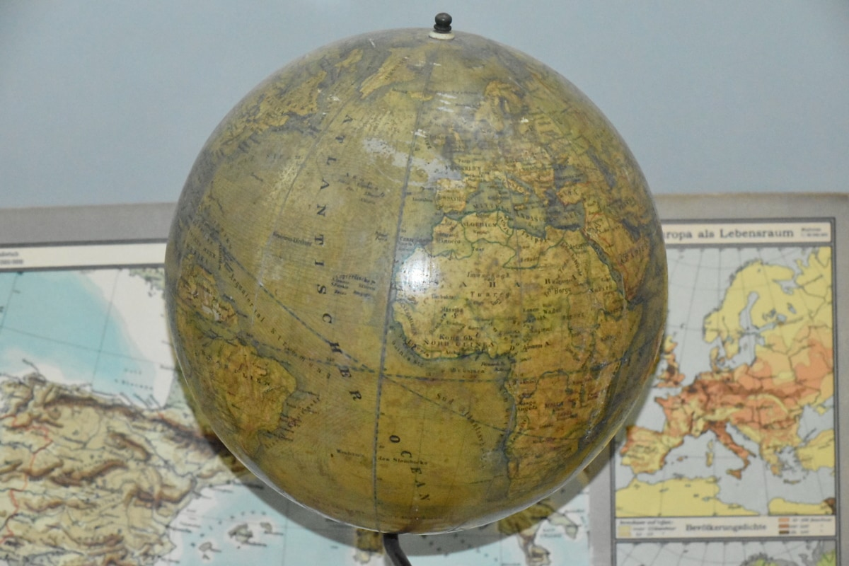 detail, map, geography, shade, sphere, exploration, science, atlas, soil, discovery