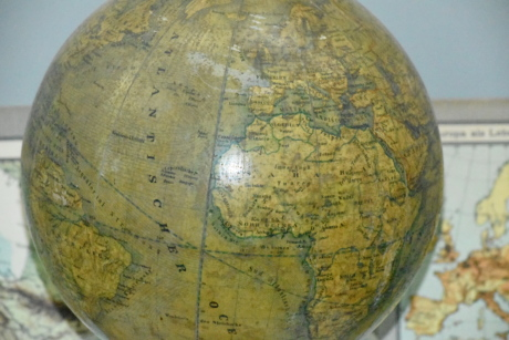 geography, map, sphere, old, atlas, antique, symbol, globe, earth, world
