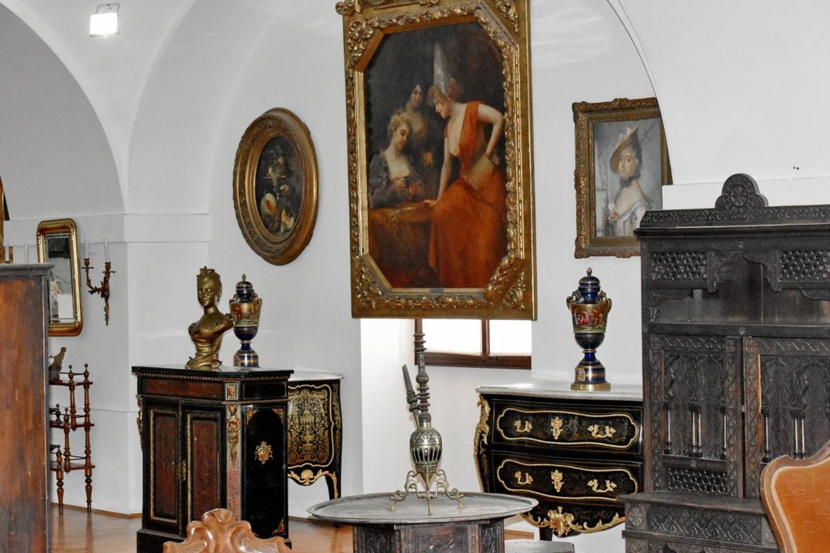 møbler, alteret, interiørdesign, struktur, hjem, rom, maleri, sete, innendørs, kunst