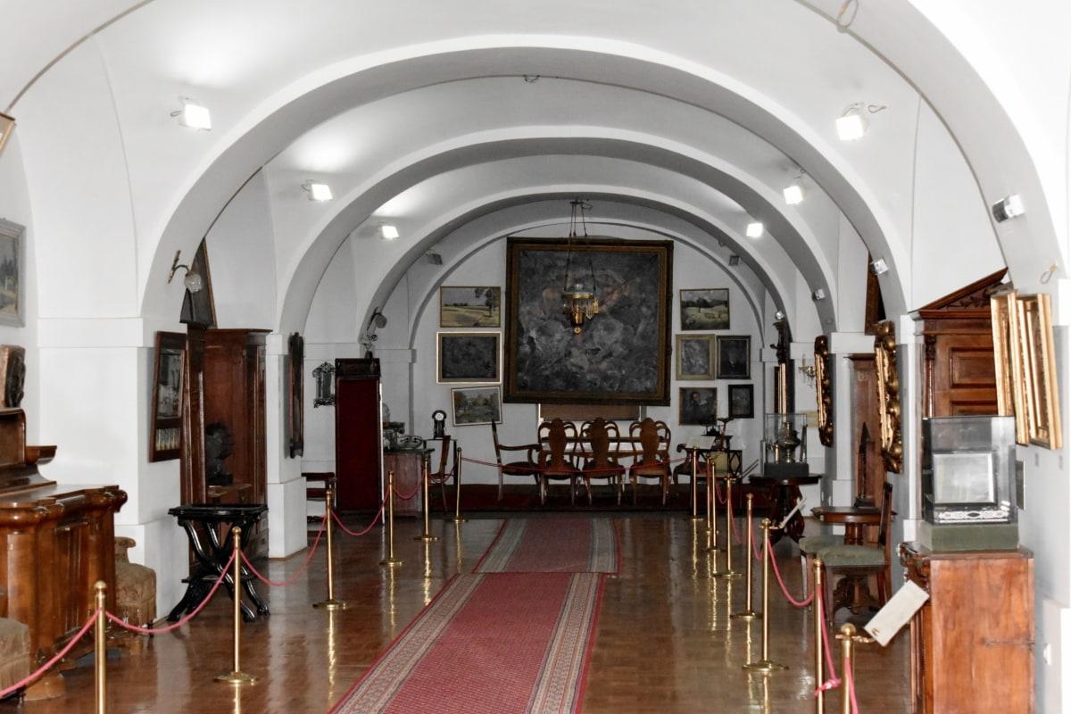 förrum, museet, inomhus, inredning och design, arkitektur, rum, lyx, korridoren, möbler, Hem