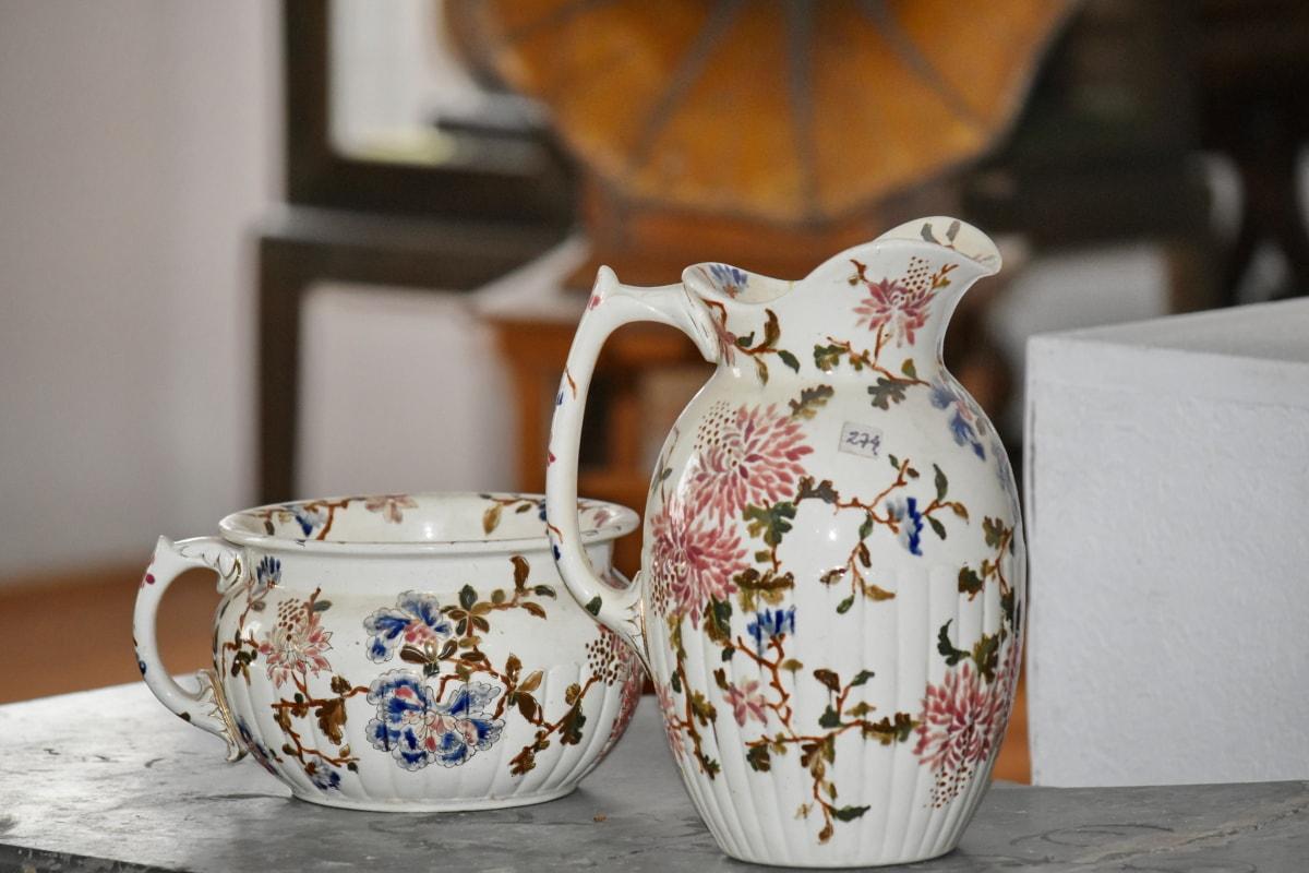 เซรามิก, เซรามิกส์, หม้อ, ถ้วย, เครื่องปั้นดินเผา, เครื่องปั้นดินเผา, กาน้ำชา, เครื่องเคลือบดินเผา, ออกแบบภายใน, แบบดั้งเดิม