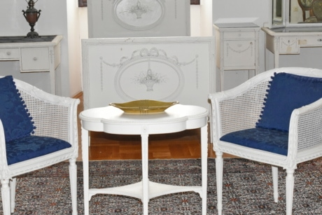 chairs, elegance, handmade, luxury, white, table, furniture, chair, seat, indoors