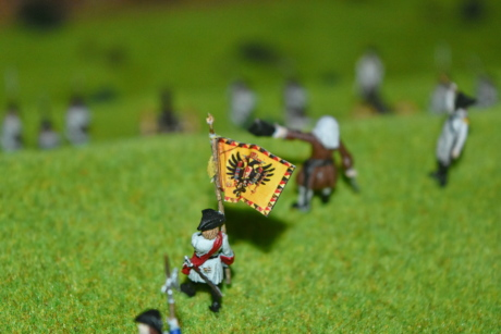 battle, battlefield, historic, medieval, toys, game, people, fun, military, uniform
