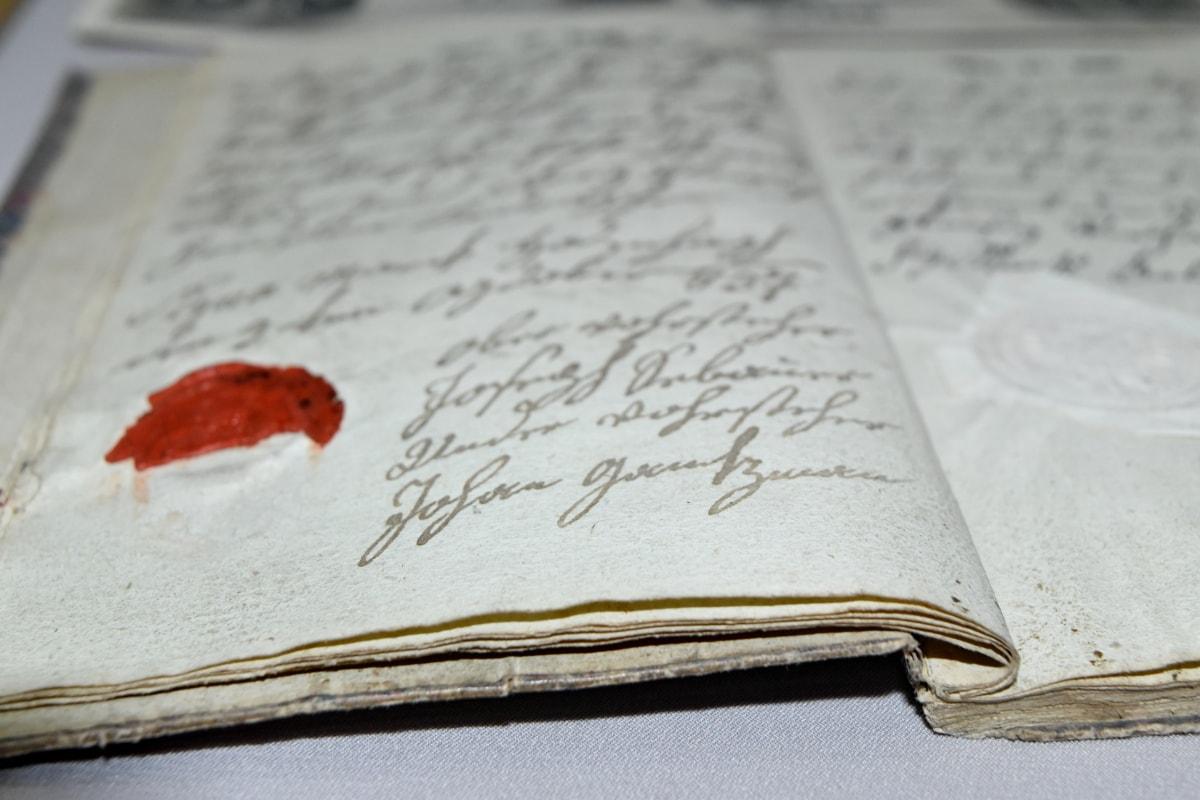 thời cổ đại, cuốn sách, Trang, giấy, giáo dục, văn học, văn bản, bằng văn bản, đồ cổ, cũ