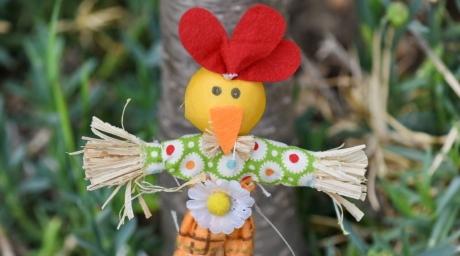 decoração, boneca, brinquedo, Verão, jardim, flora, temporada, ao ar livre, Cor, fechar-se