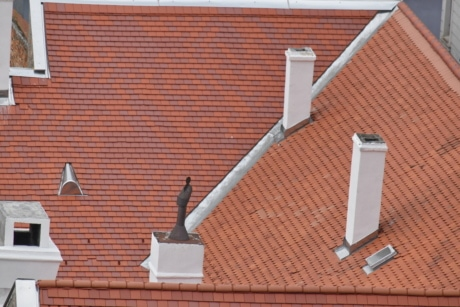 roofing, roof, material, house, architecture, building, property, home, estate, outdoors