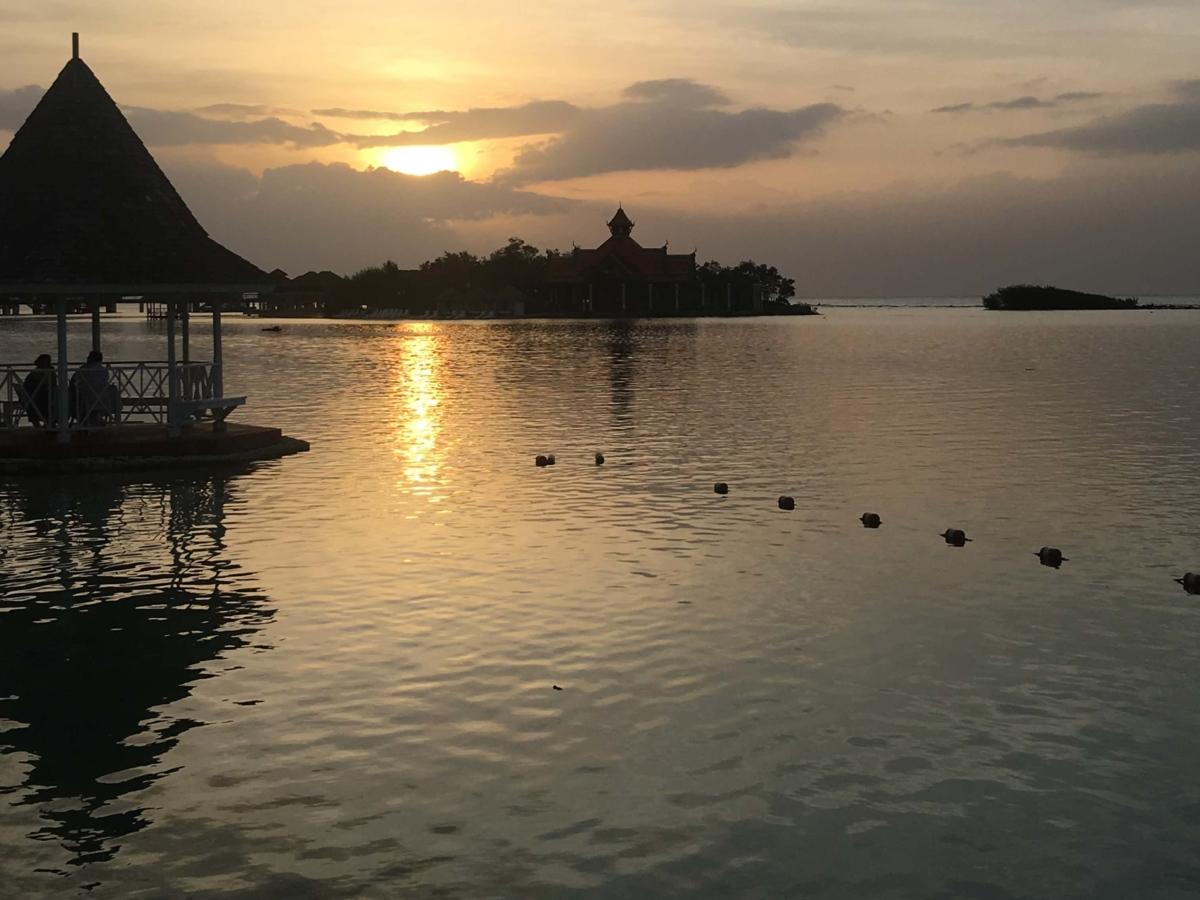 Asia, üdülő terület, Shore, naplemente, víz, tóparti, Hajnal, elmélkedés, tó, strand