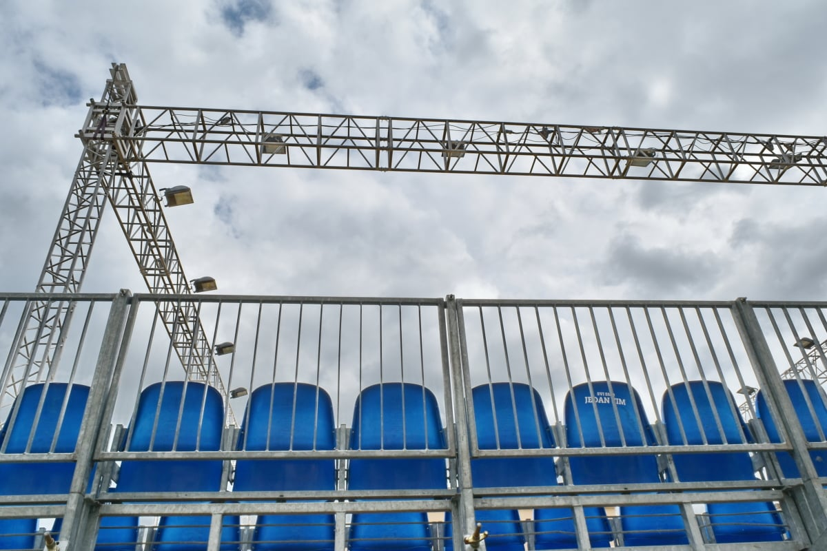 プラスチック, 座席, 業界, 建設, 構造, 鋼, アーキテクチャ, ビジネス, 構築, 鉄
