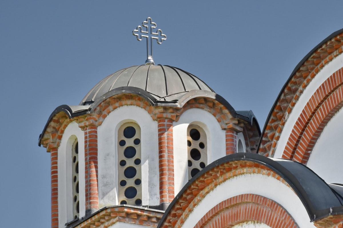 Nhà thờ, kiến trúc, Nhà thờ, mái vòm, bao gồm, mái nhà, nghệ thuật, cũ, truyền thống, ngoài trời