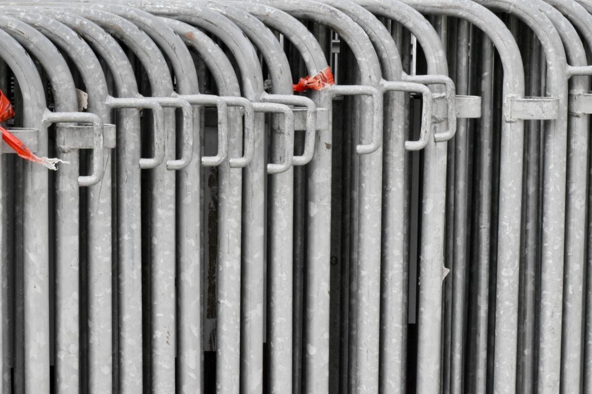 钢, 机制, 铁, 锈, 金属, 安全, 栅栏, 复古, 老, 纹理