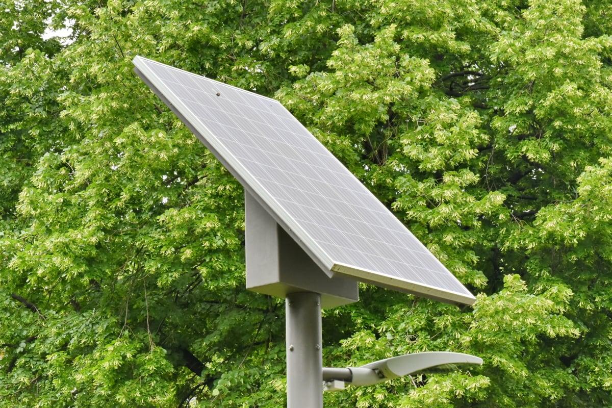 alternativ, elektrisitet, energi, generator, panelet, solsystemet, Sollys, enheten, celle, teknologi
