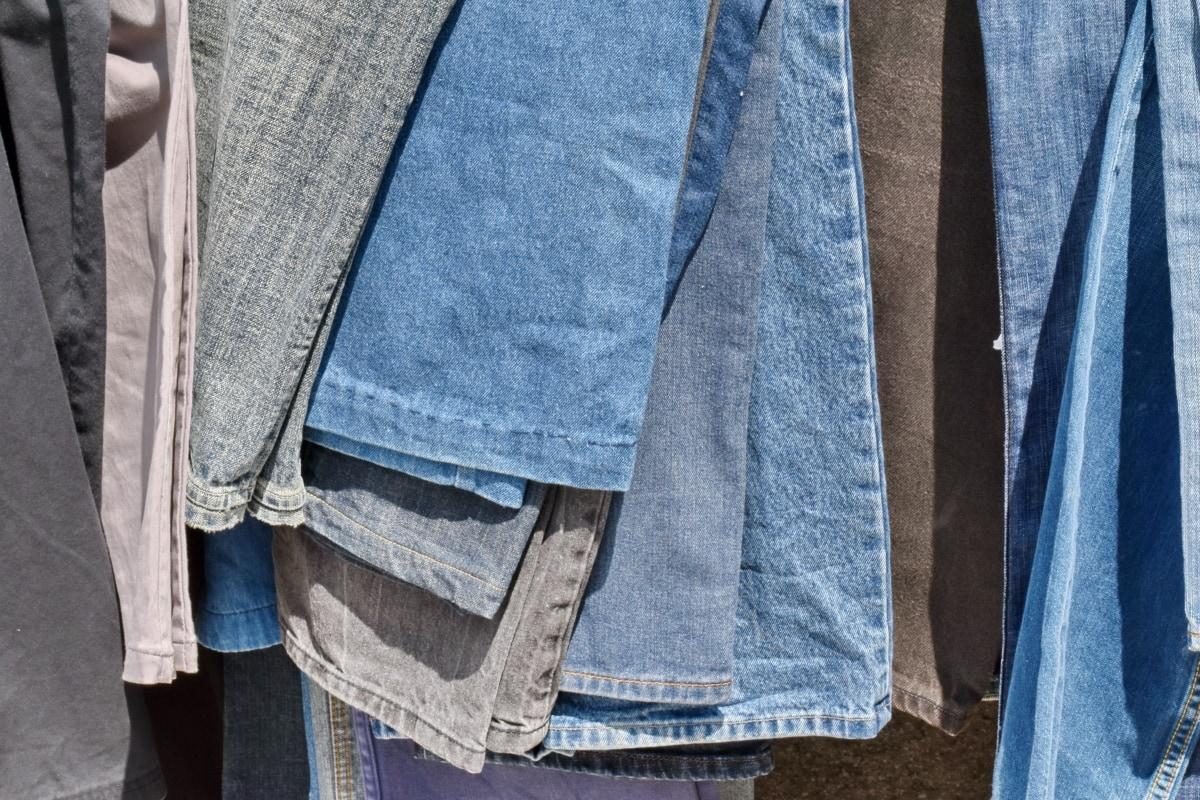 jins, Perapi Celana, kapas, mode, belanja, pakaian, tekstil, denim, Celana, santai