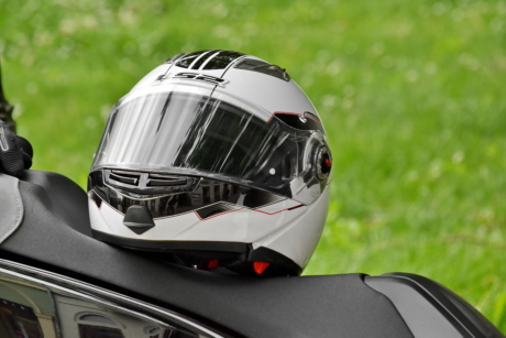 motorcycle, protection, safety, helmet, vehicle, chrome, fast, motorbike, classic, roadster