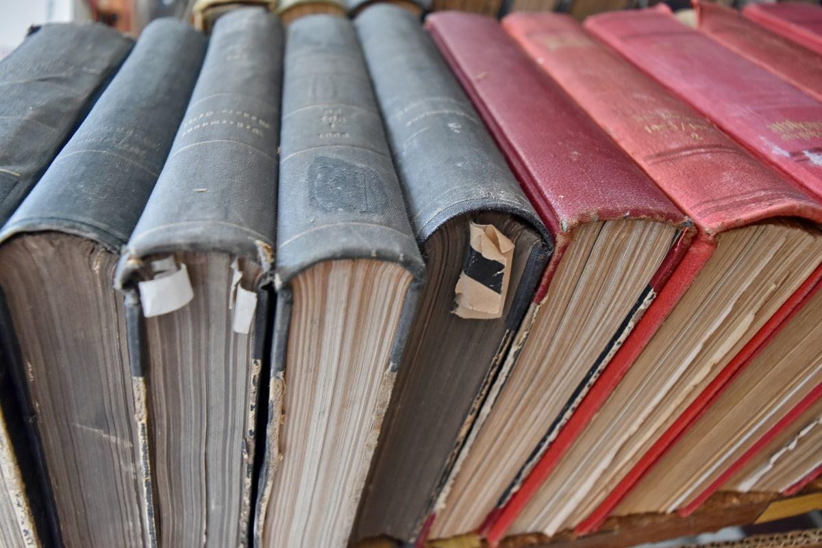 στοίβες, λογοτεχνία, Βιβλιοθήκη, γνώση, εκπαίδευση, Κολλέγιο, Σοφία, σχολείο, παλιά, βιομηχανία