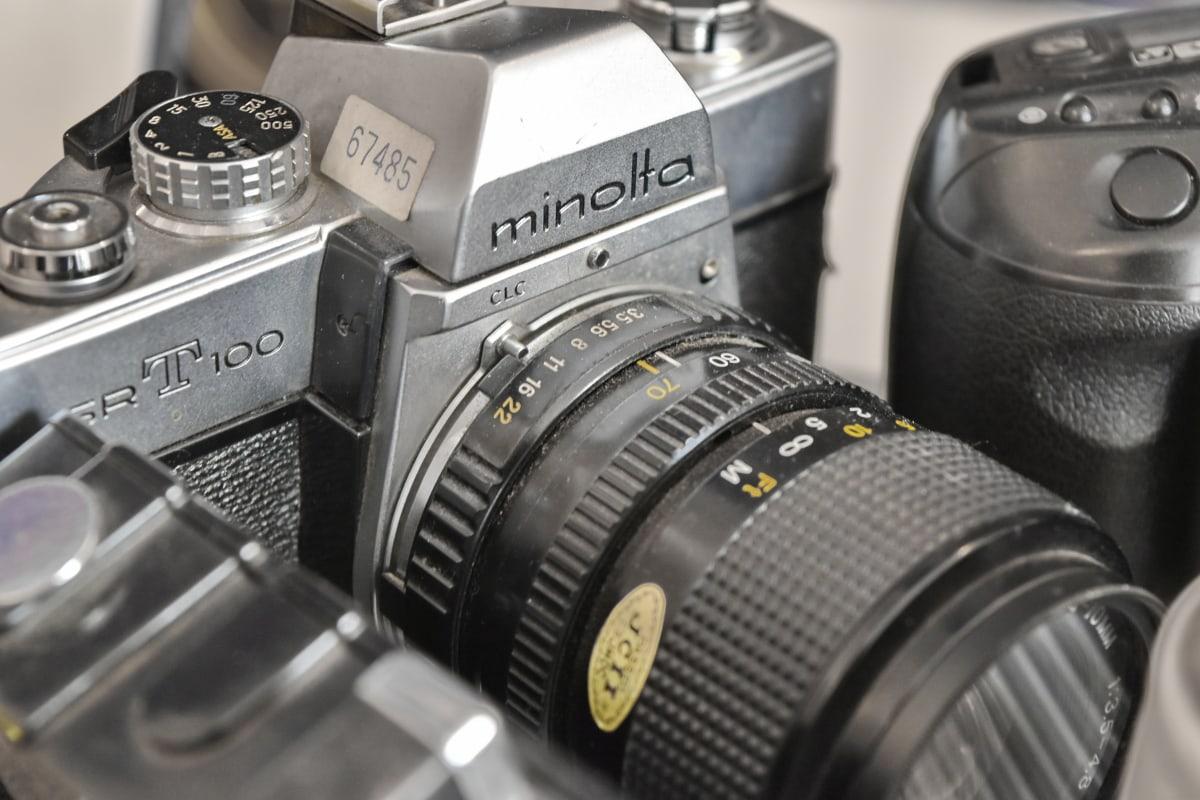 lente, fotografia, tecnologia, abertura, eletrônica, equipamentos, câmera, máquinas, aço, zoom