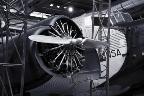 aircraft engine, facility, facory, industry, propeller, device, aerodynamic, engine, engineering, metal