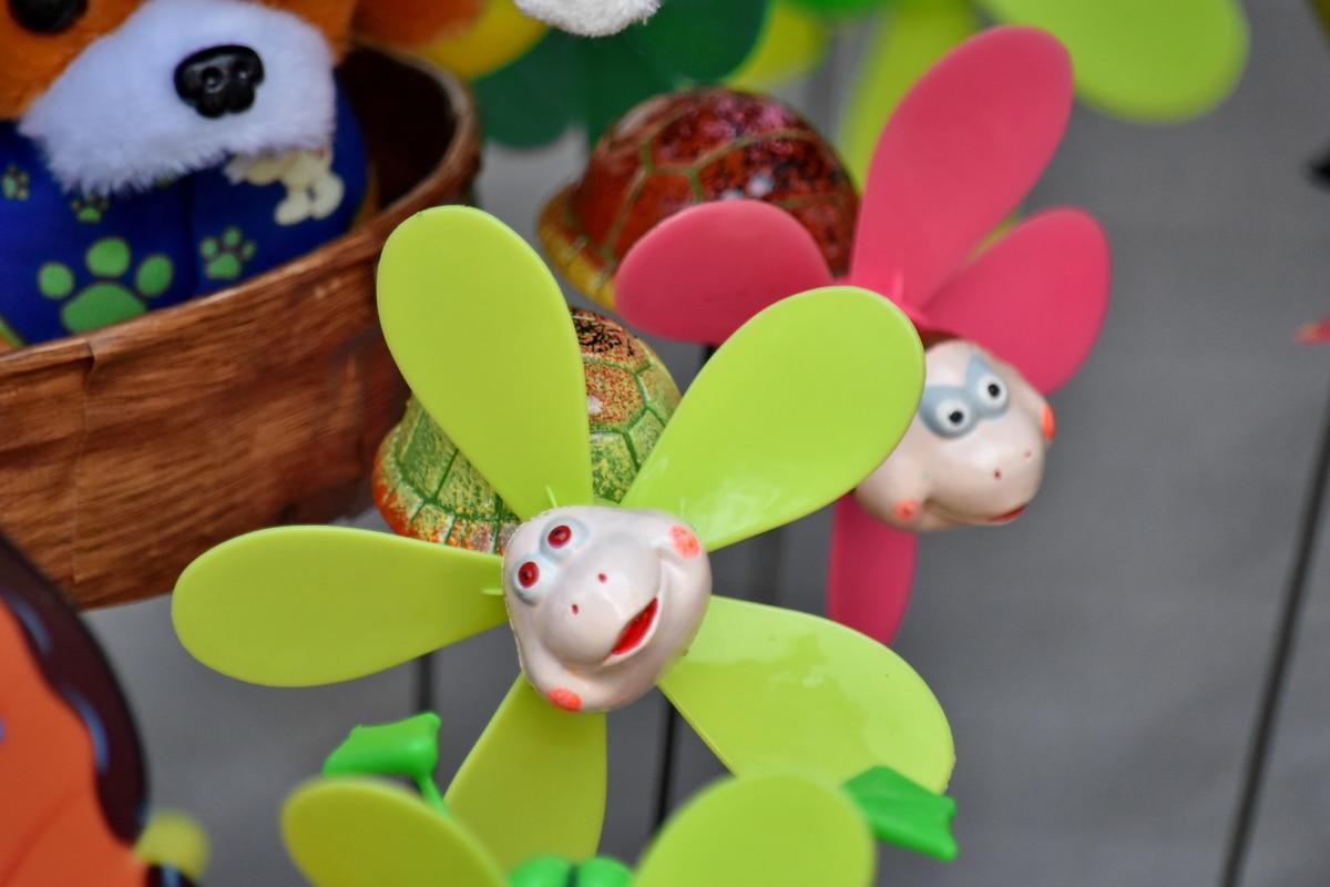kolečko, zábava, dítě, dřevo, tradiční, fajn, uvnitř, Příroda, léto, legrační