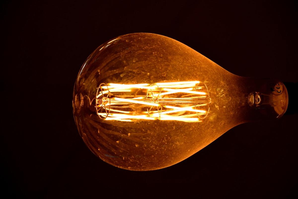 Тьма, освещение, свет лампы, Темный, свет, яркий, электричество, лампа, Освещенная, Аннотация