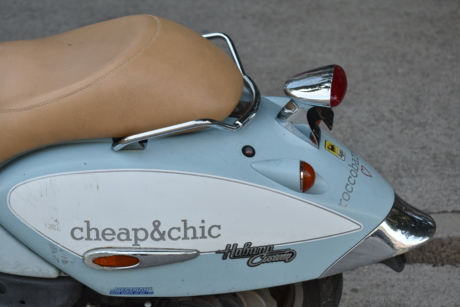 moped, motorcycle, nostalgia, seat, chrome, classic, conveyance, detail, details, device