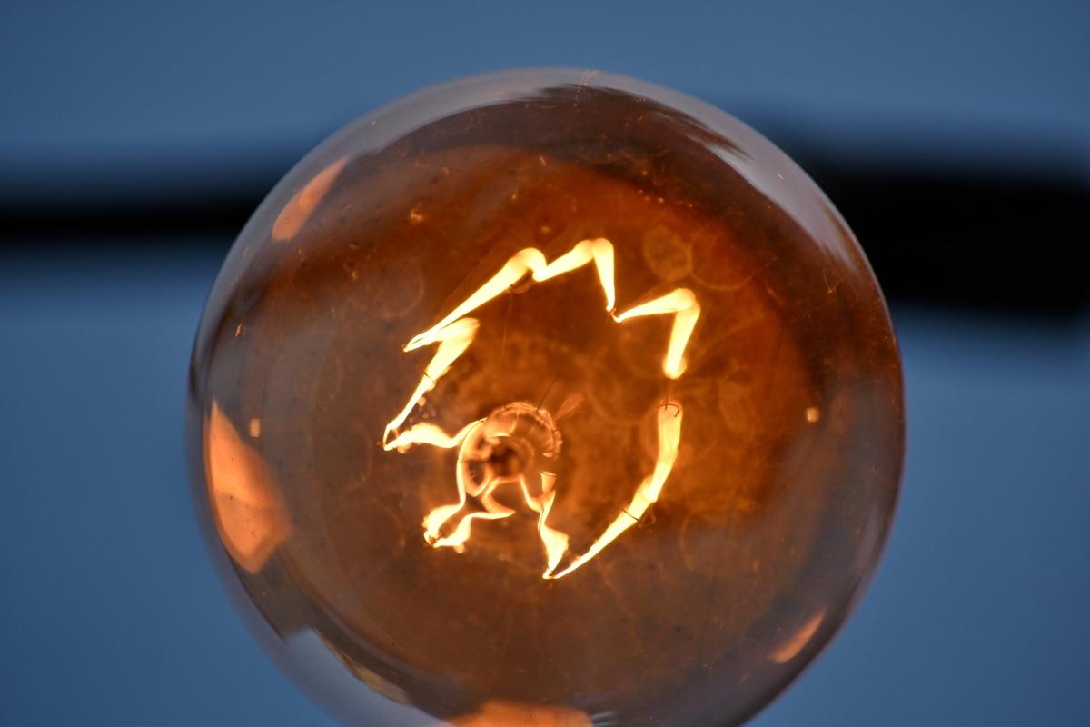 bóng đèn, minh bạch, điện áp, điện, sáng sủa, tối, chiếu sáng, chiếu sáng, ngoài trời, lĩnh vực