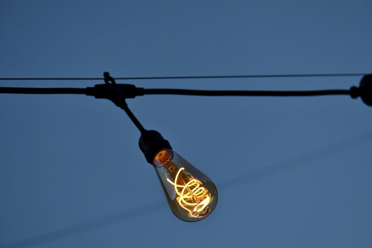 кабел, проводници, електричество, Тел, светлина, енергия, технология, напрежение, на открито, Оборудване