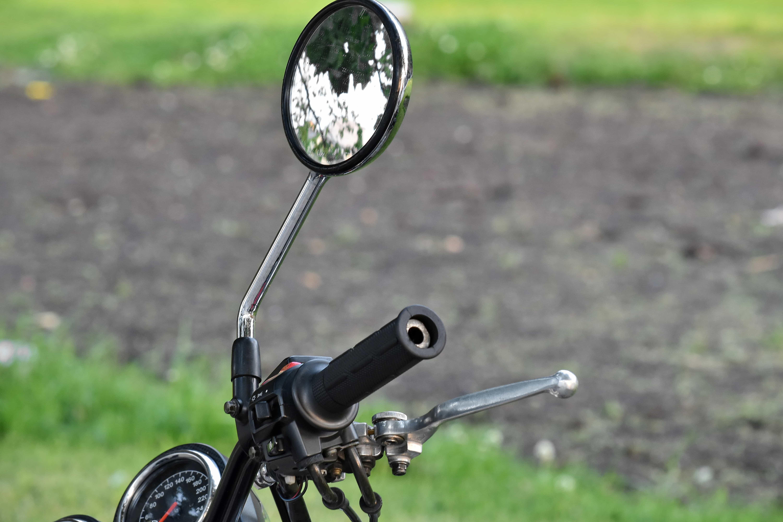 Imagine Gratuită Oglinda Motocicleta Vitezometru Volan