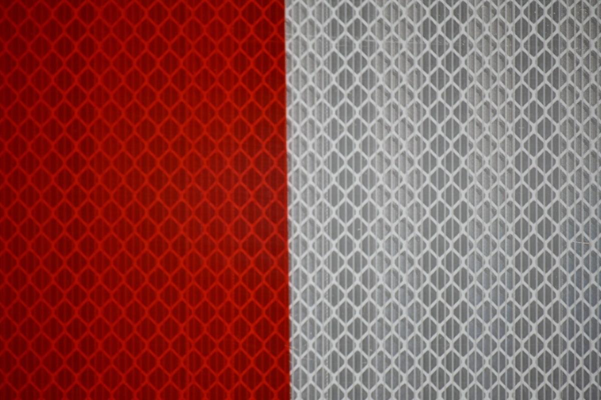 геометричні, пластикові, червоний, фігури, вертикальні, білий, Текстура, Плитка, візерунок, дизайн