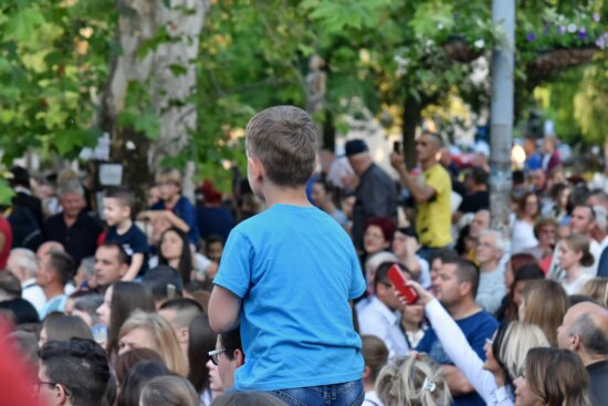 crowd, festival, street, people, group, many, man, child, parade, concert