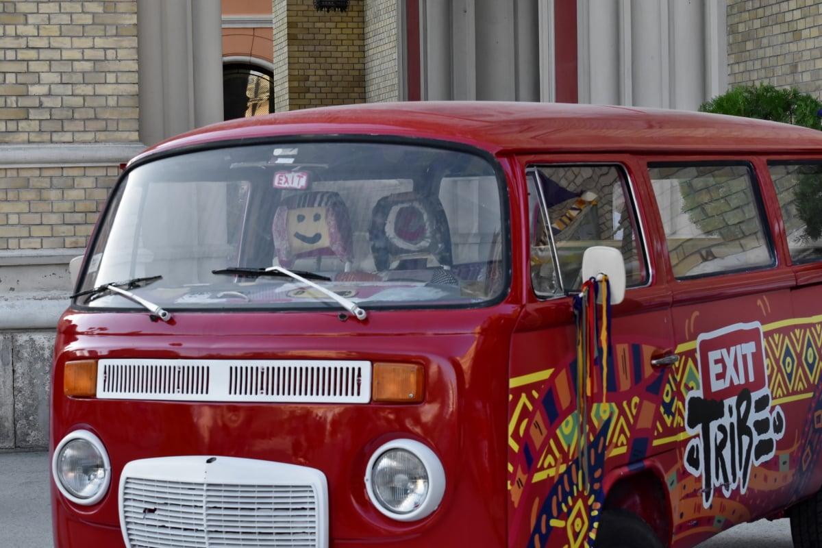 Festival, nostalgie, voiture, Camping-car, automobile, véhicule, classique, transport, Itinéraire, chrome