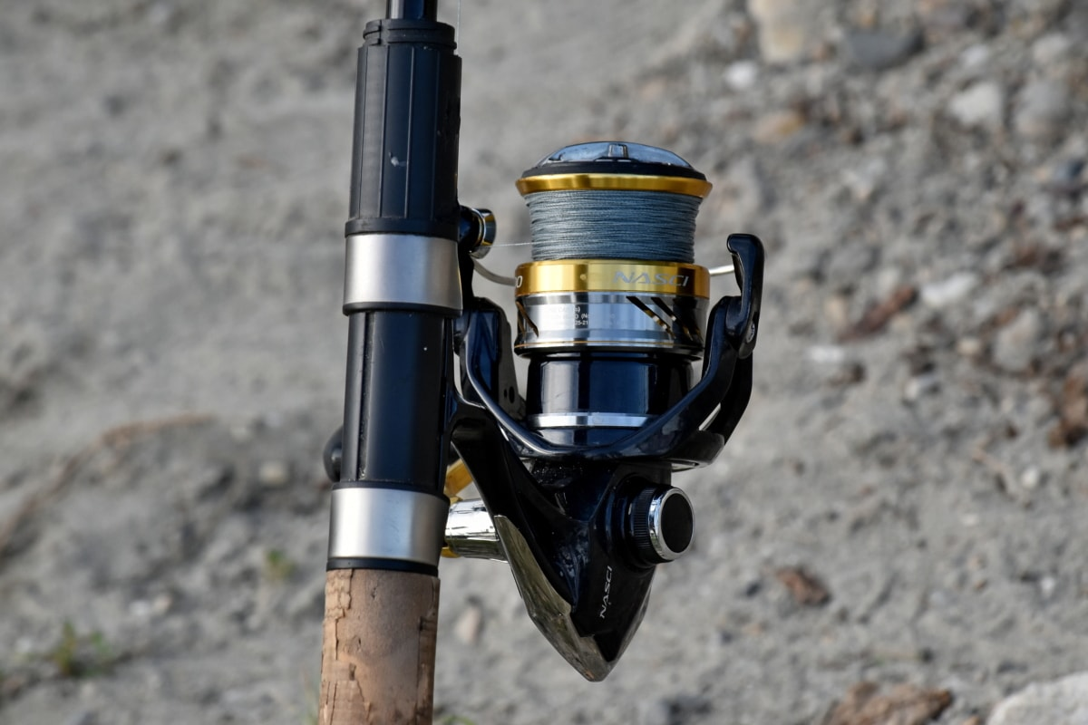 fishing, fishing gear, fishing rod, device, mechanism, equipment, outdoors, nature, recreation, sport