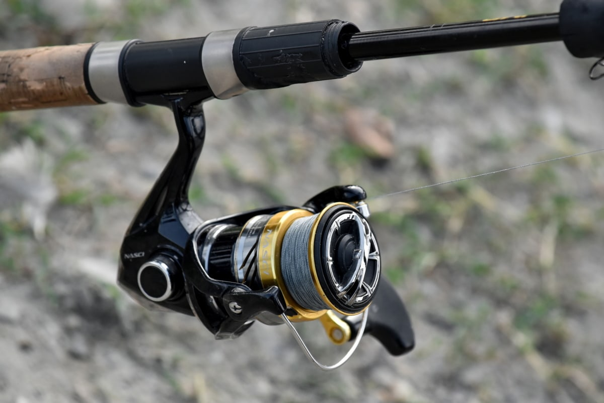 equipment, fishing gear, fishing rod, hook, nylon, professional, tool, mechanism, recreation, leisure