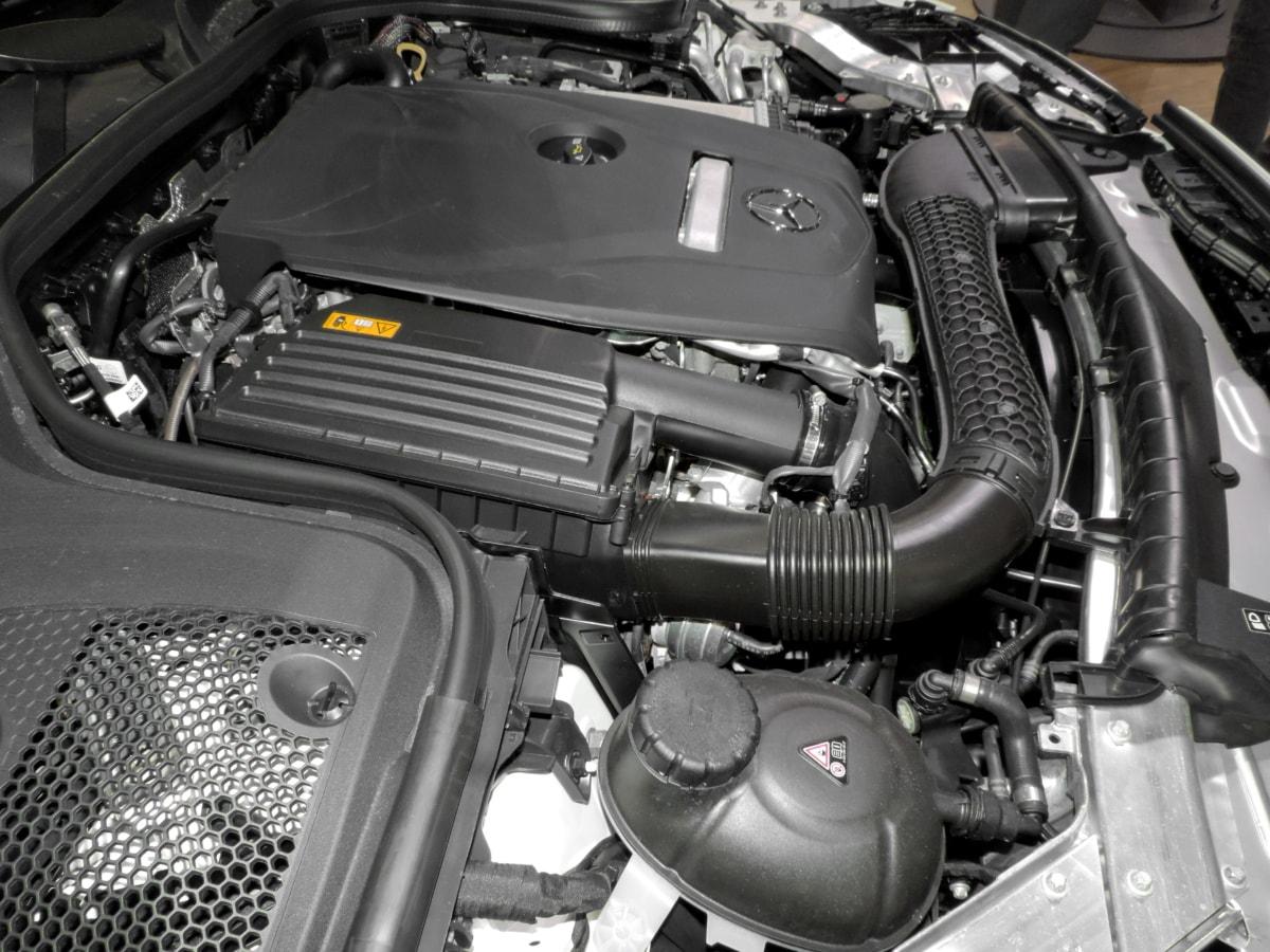 motor, moderné, zariadenie, Diesel, auto, automobil, vozidlo, preprava, priemysel, jednotky