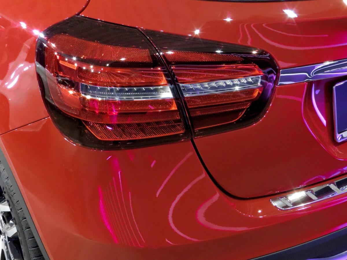 дизайн, відбиття, сяючий, Автомобільні, автомобіль, Chrome, класичний, транспортний засіб, розкіш, Виставка