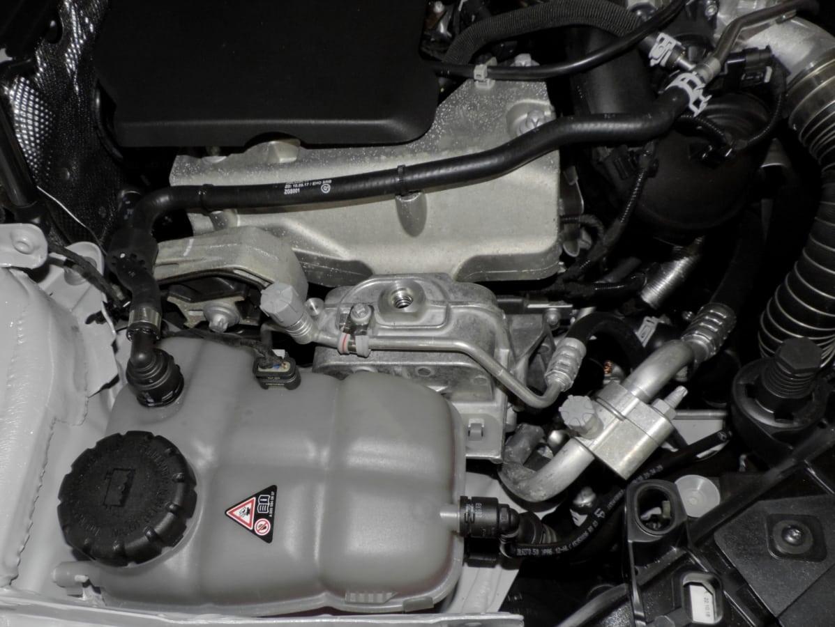 汽车, 黑白, 柴油, 引擎, 筛选, 泵, 运输, 汽车, 汽车, 铬