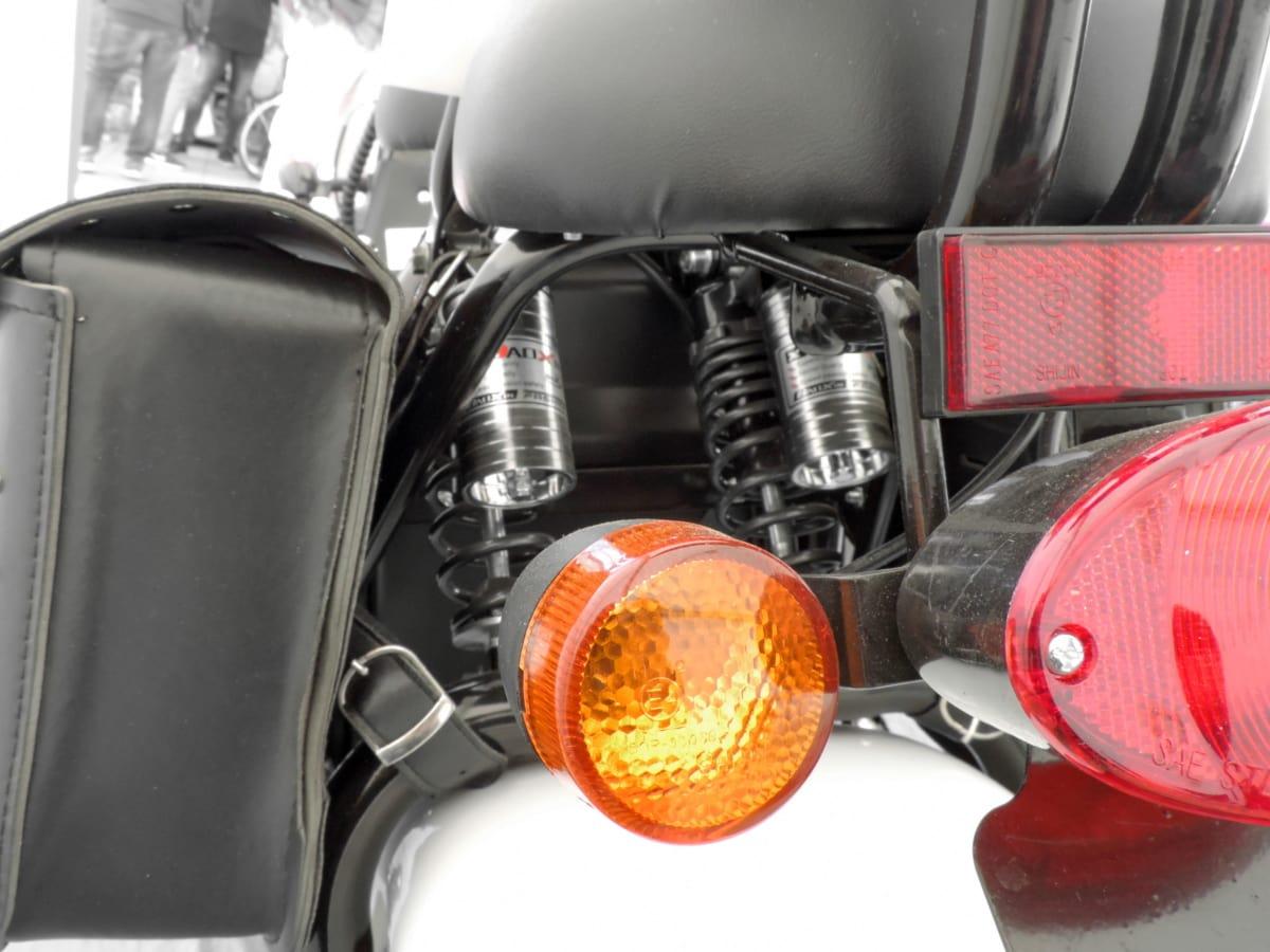 ışık, Motosiklet, süspansiyon, araç, Çelik, Klasik, Krom, ekipman, plastik, benzin