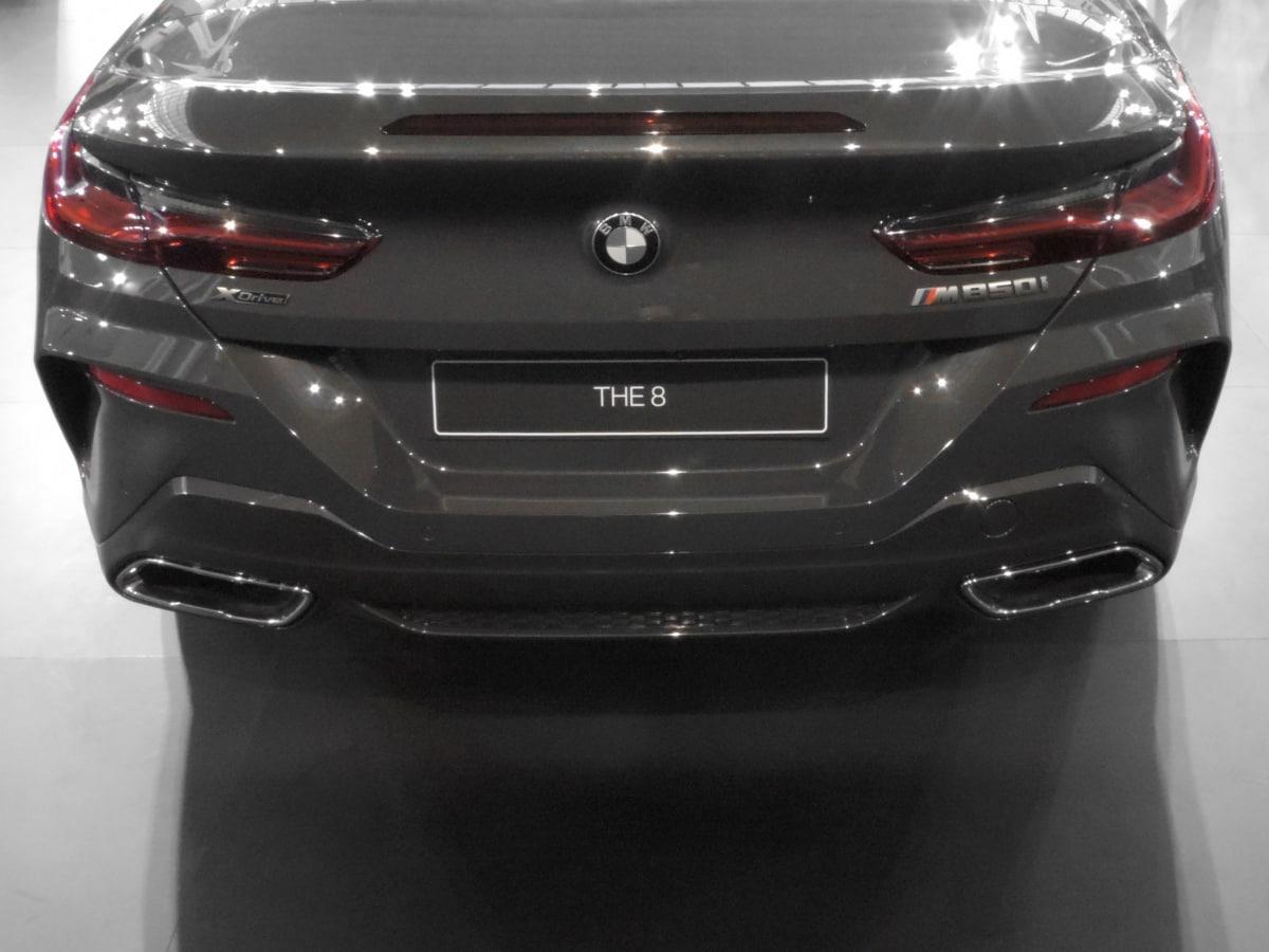 automobile, german, grey, metallic, speed, transportation, vehicle, car, chrome, fast