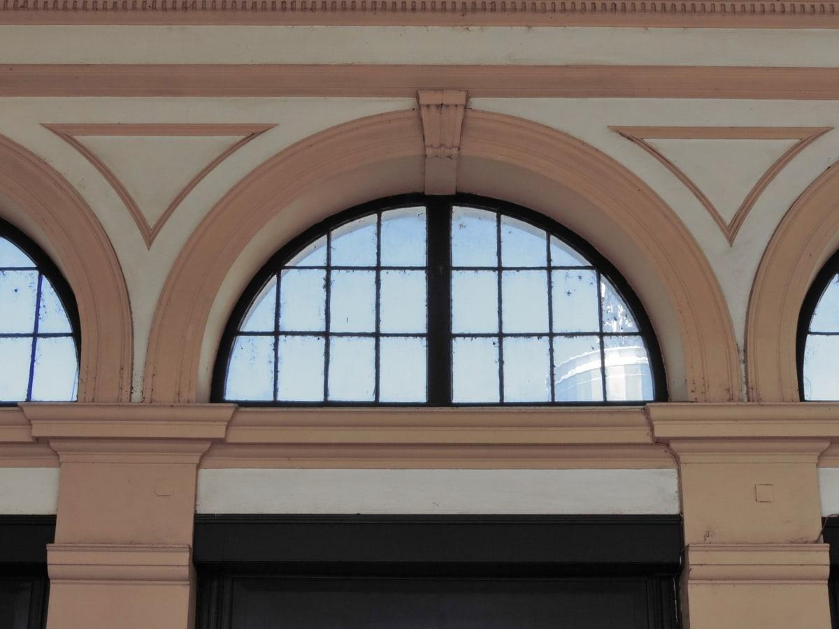 Bögen, architektonischen Stil, Barock, Rahmen, Interieur-design, Mauerwerk, Erstellen von, Architektur, Fenster, Kunst