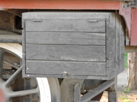 box, train, wagon, wooden, crate, wall, container, old, wood, abandoned