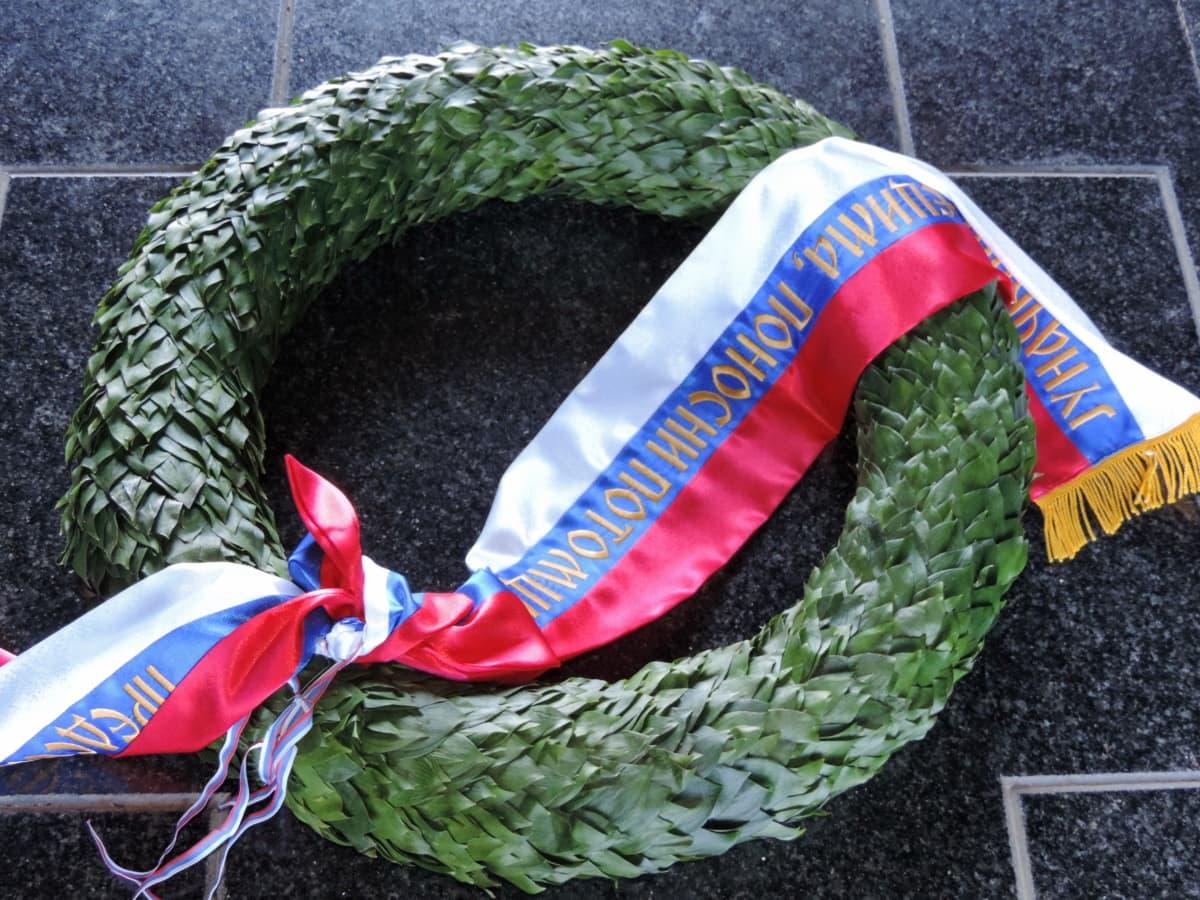 zászló, márvány, emlékmű, tiszteletben tartása, szimbólum, szín, ünnepe, szabadban, természet, jel