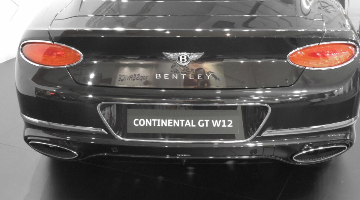 fekete, elegáns, Sedan, lökhárító, autó, autó, Króm, jármű, klasszikus, luxus