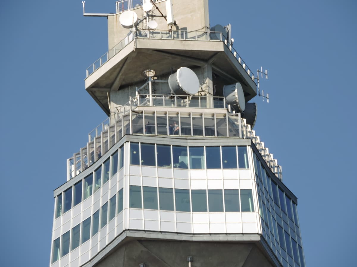 budova, balkón, Architektúra, oceľ, vysoká, centrum, moderné, mesto, moderné, veža