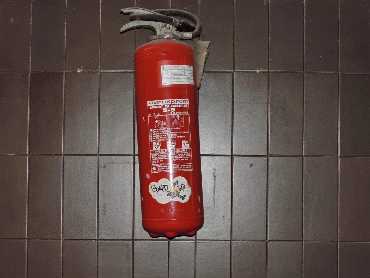 zariadenie, hasiaci prístroj, interiéri, bezpečnosť, moderné, priemysel, interiérový dizajn, oceľ, núdzové, Architektúra