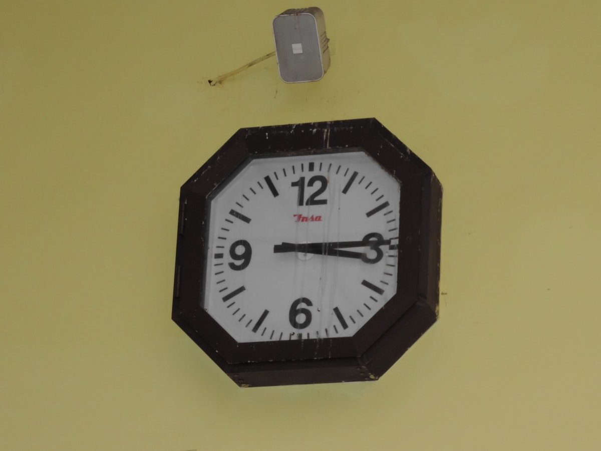 hour, timepiece, minute, analog clock, time, clock, Analogue, number, vintage, precision