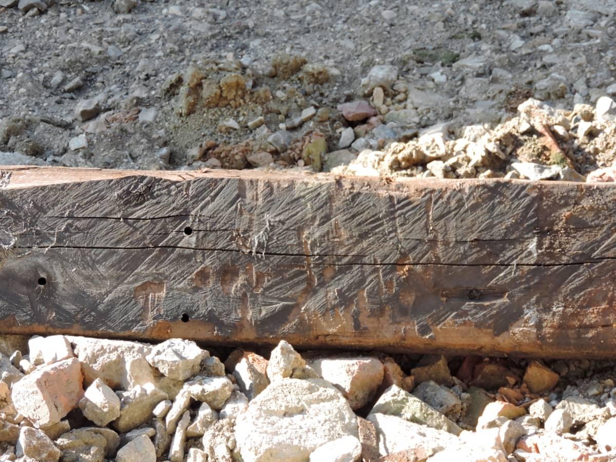 drva za ogrjev, tlo, stijene, tla, stari, kamena, grubo, površina, uzorak, tekstura