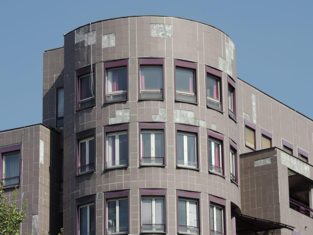 staden, arkitektur, Skapa, Utomhus, företag, samtida, fönster, moderna, kontor, fasad