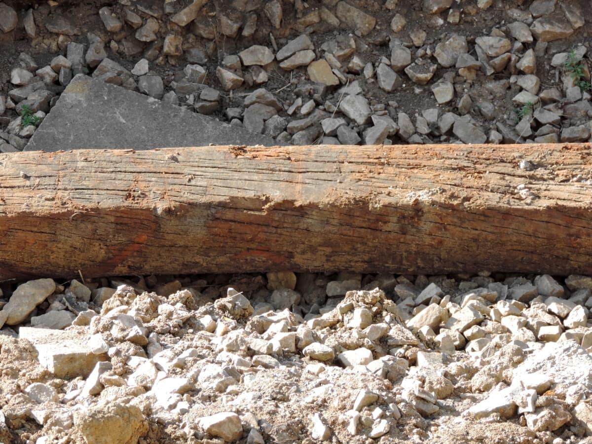 leña, tierra, madera, antiguo, áspero, textura, industria, piedra, sucio, roca
