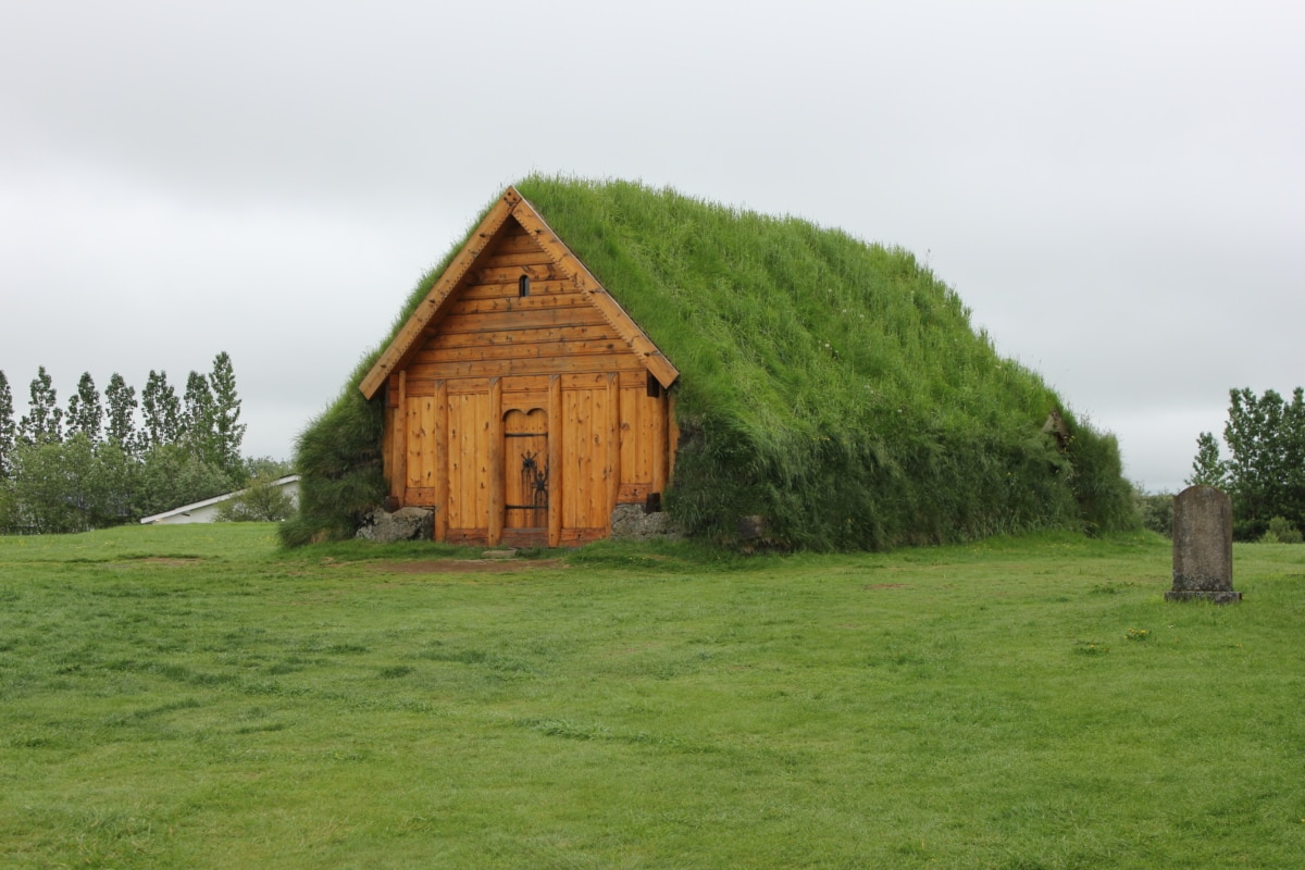 vikendica, zelena trava, kuća, krajolik, travnjak, struktura, štale, ruralni, trava, arhitektura